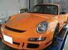 ポルシェ911(997) GT3RS ETC取付
